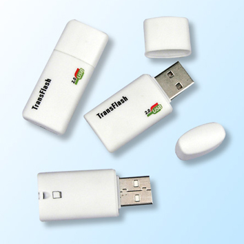 thumb drive TF USB card reader