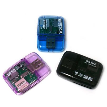 SD MMC card reader