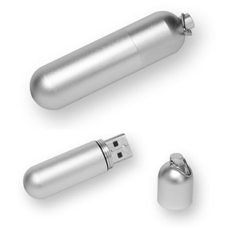 USB Flash Drive Metal 02 a