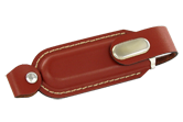 USB Flash Drive Leather 03-02