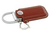 USB Flash Drive Leather 03-08