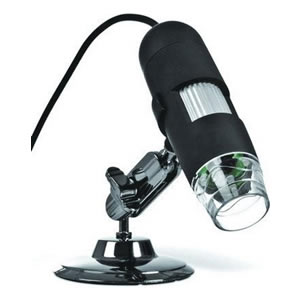 USB Digital Microscope 200x 1.3MP 2MP