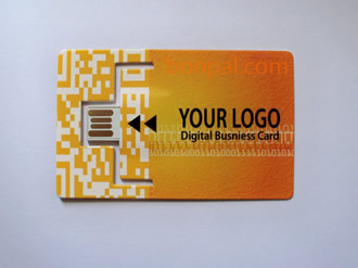 CR80 business card paper webkey