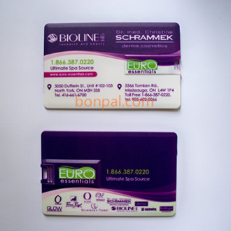 bio gene seminar link USB URL card