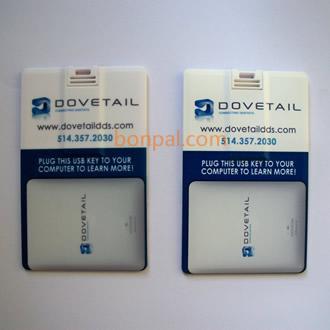 healthcare USB webkey plastic card